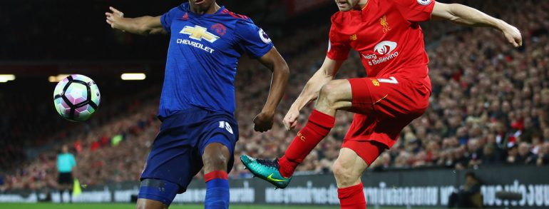 THEDA | Premier League : Liverpool FC – Manchester United, 14 octombrie 2017
